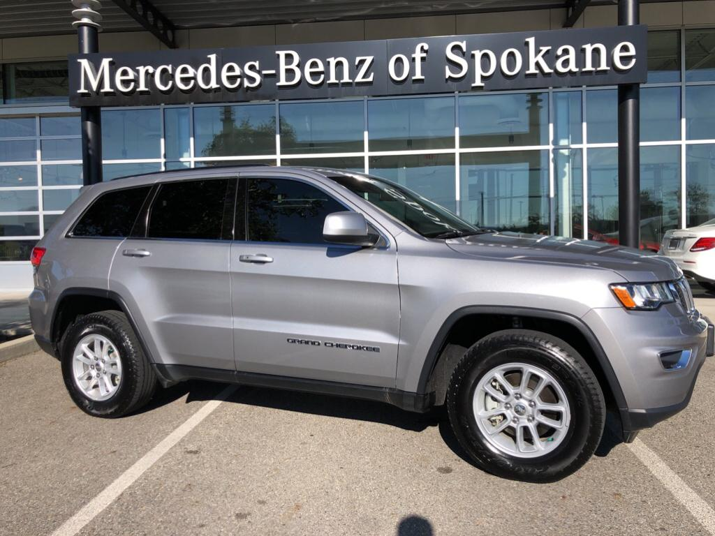 Pre-Owned 2018 Jeep Grand Cherokee Laredo 4WD $27,676