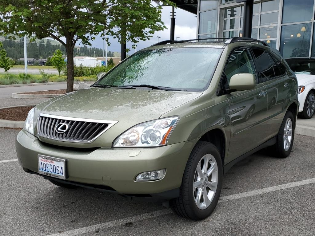 Pre-Owned 2008 Lexus RX 350 Base