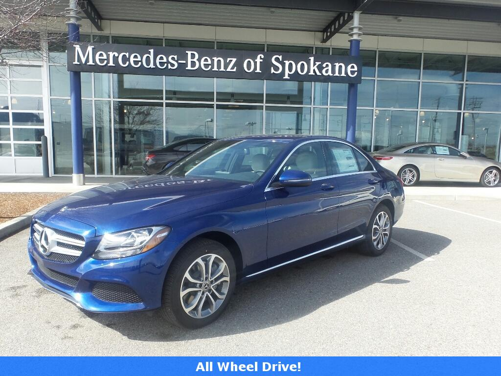 Certified Pre Owned 2018 Mercedes Benz C Cl 300