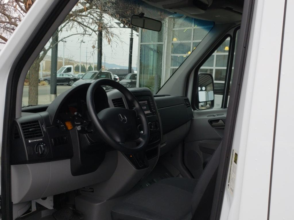 Pre-Owned 2014 Mercedes-Benz Sprinter 3500 Chassis Cab