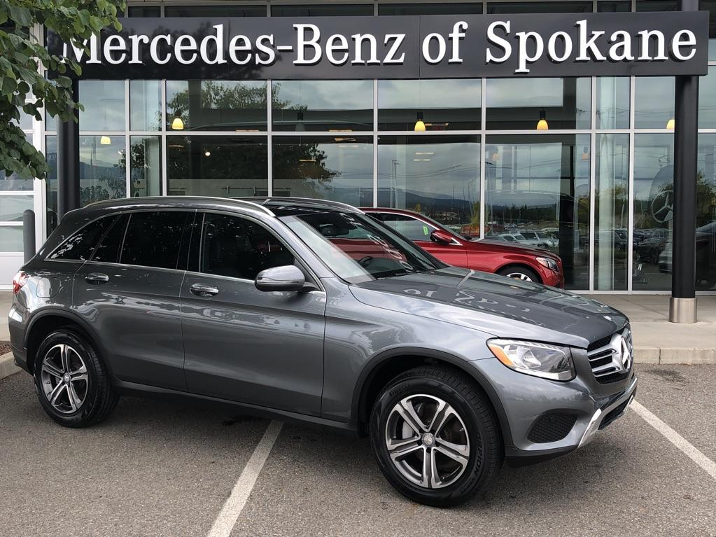 Pre-Owned 2017 Mercedes-Benz GLC 300 AWD $28,492