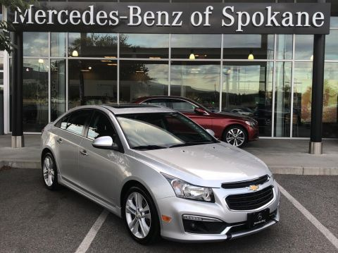 Pre-Owned 2015 Chevrolet Cruze LTZ FWD 4dr Sdn