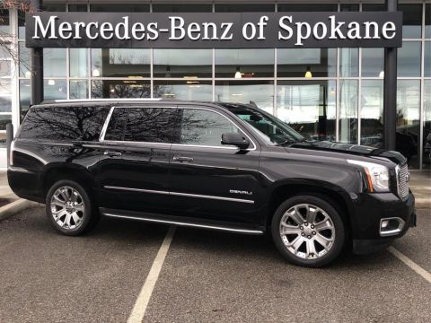 Pre-Owned 2016 GMC Yukon XL 1500 Denali With Navigation & 4WD