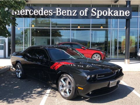 Pre-Owned 2012 Dodge Challenger R/T Plus RWD 2dr Cpe
