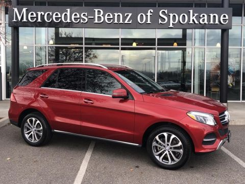 Certified Pre-Owned 2017 Mercedes-Benz GLE GLE 350 AWD 4MATIC®