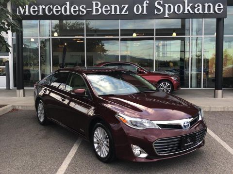 Pre-Owned 2015 Toyota Avalon Hybrid FWD 4 Door Sedan
