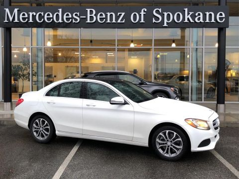 Certified Pre-Owned 2016 Mercedes-Benz C-Class C 300 AWD 4MATIC®