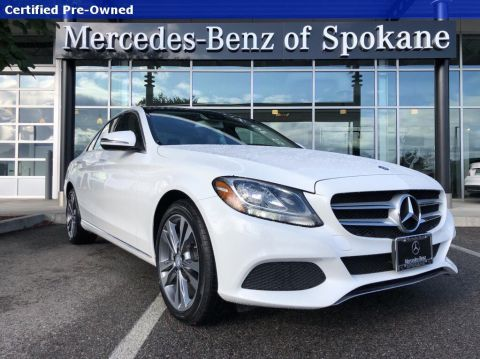 Certified Pre-Owned 2016 Mercedes-Benz C 300 AWD 4MATIC®