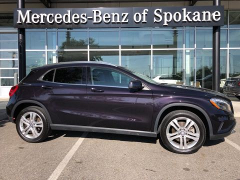 Certified Pre-Owned 2015 Mercedes-Benz GLA 250 AWD 4MATIC®