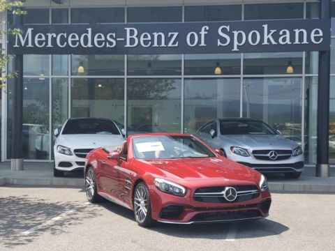 2019 Mercedes-Benz SL AMG® SL 63 Roadster