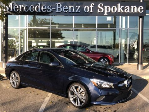 Pre-Owned 2018 Mercedes-Benz CLA CLA 250 AWD 4MATIC®