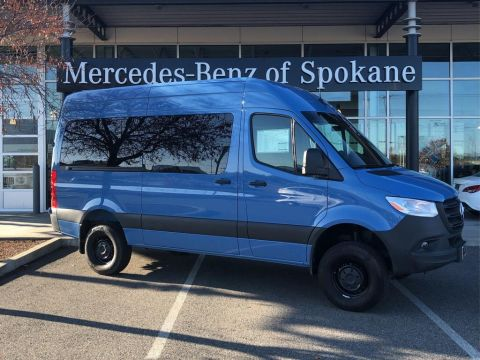New 2019 Mercedes-Benz Sprinter 2500 Passenger Van 4WD