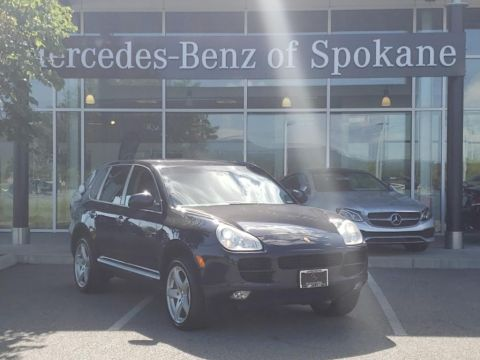 Pre-Owned 2005 Porsche Cayenne S